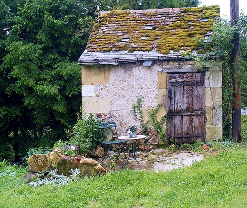 Garden Shed, French style!