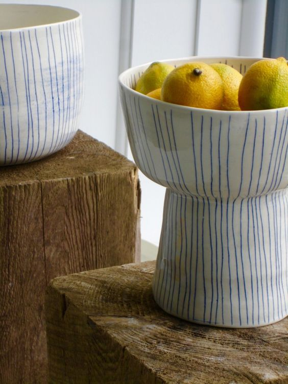 Ceramic artist Paula Greif's new shop in Hudson, NY | Remodelista: