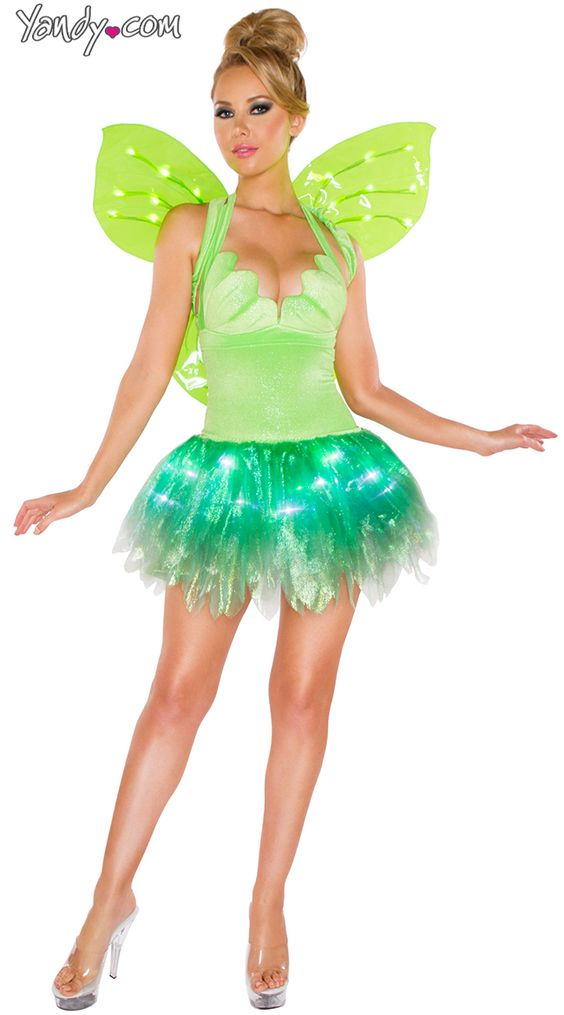 Light-Up Frolicking Faerie Costume