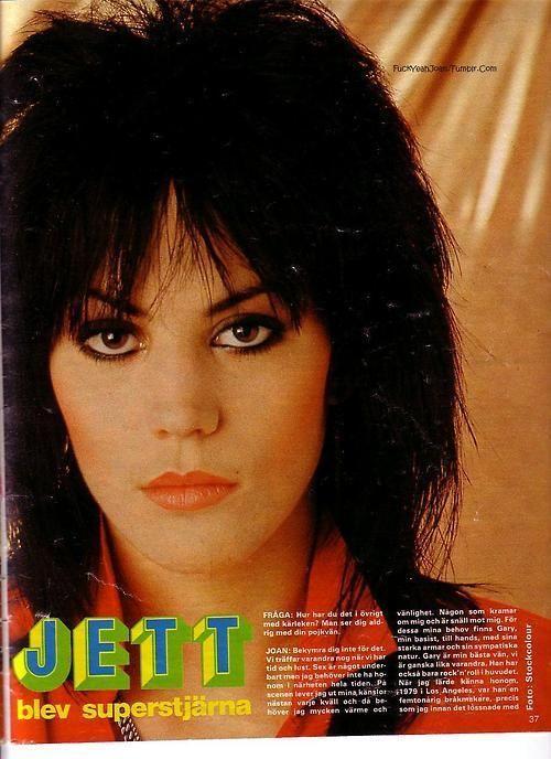 "Rockers Joan Jett and the Blackhearts released her fifth studio album ""Good Music."""