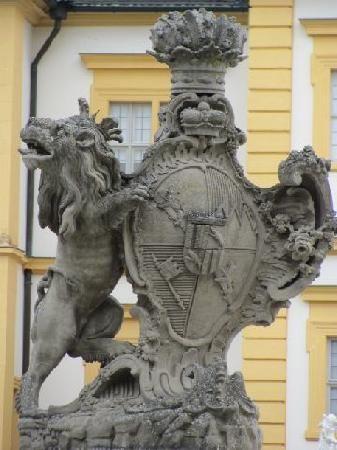 veitshoechheim castle | Schloss Veitshöchheim - Picture of Veitshochheim Schloss, Wurzburg ...