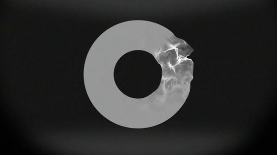 Silver Black Cycle by Rhett Dashwood. Initially created for Asahi Silver + Black exhibition.