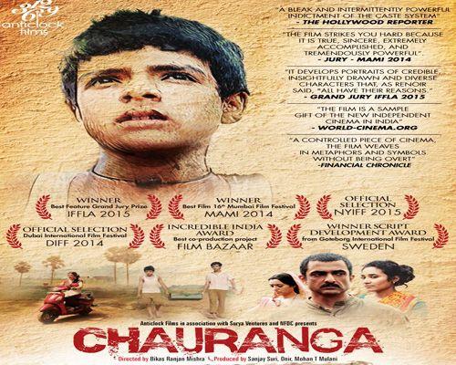 Chauranga Movie 2016