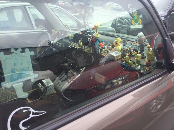 I think I parked next to u/fuckswithducks