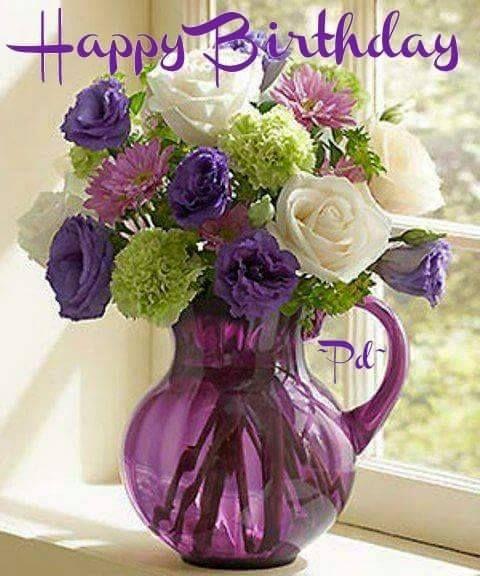 42 best birthday flowers images – Birthday Greetings Flowers