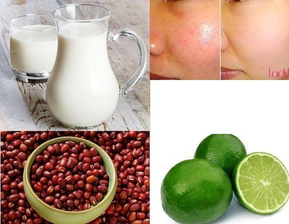 Hỗn hợp từ đậu đỏ giúp bạn có một làn da đẹp