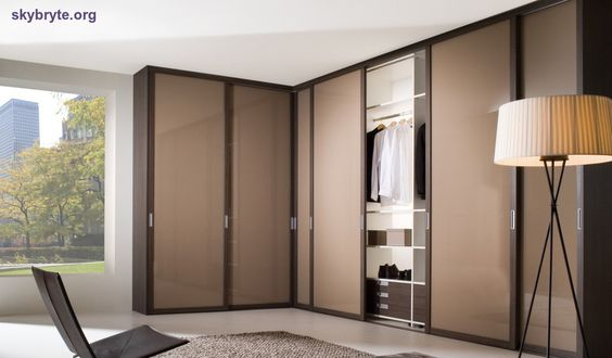 excellent sliding wardrobes is the right choice which can save your room space - Ly Design Your Bedroom