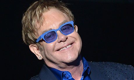 Elton John: soundtrack of my life The singer on the influence of Elvis (and his mum), the brilliance of Bruce Hornsby and Bridge Over Troubled Water, and the musician who always turns the most heads at his famous parties