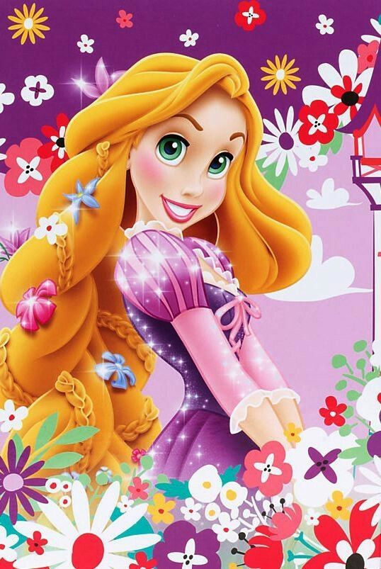 Pin De Llitastar En Princesa Rapunzel Princesas Disney Disney