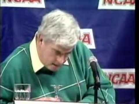 Hilarious Bob Knight interview