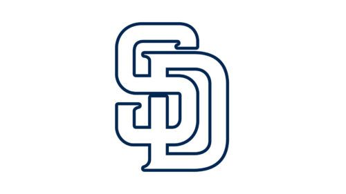 During That Decade They Changed Three Logos San Diego Padres Logos Padres