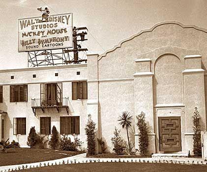 Walt Disney Studios:
