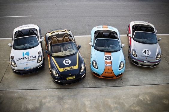 Should Historic Liveries be an Option on all Porsche sports cars ...