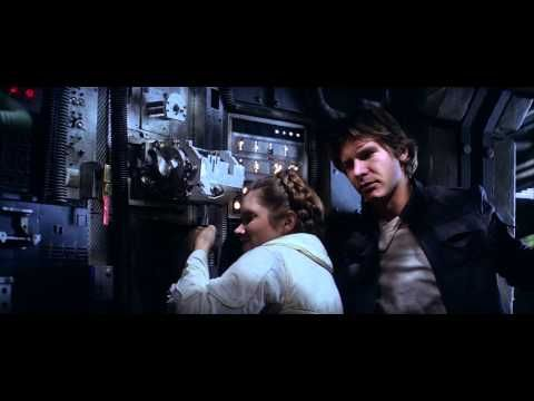 The absolute best scene in Star Wars with Han and Leia...I love it! <3