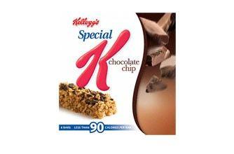 84 calories - far fewer calories than a chocolate bar but a great sweet fix and craving killer.