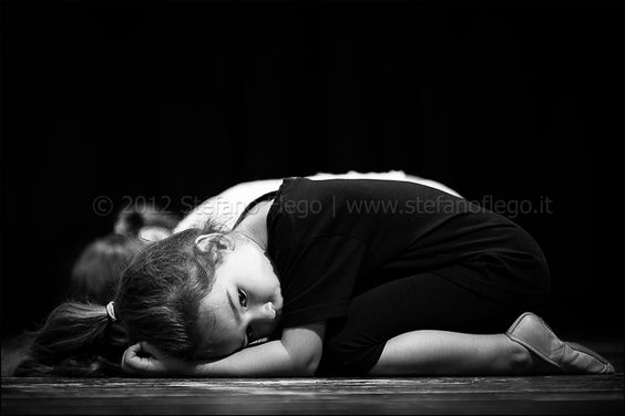A young Dancer...