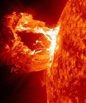 This will take you to an awesome video of solar flare footage captured by NASA. THE SUN IS AMAZING #ScienceIsAmazing