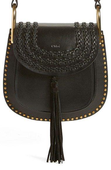 knock off chloe handbags - Chloe 'Small Hudson' Studded Crossbody Bag | Crossbody Bags ...