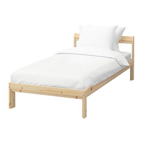Neiden Seng Furu Ikea Bed Frame Ikea Twin Bed Ikea Bed