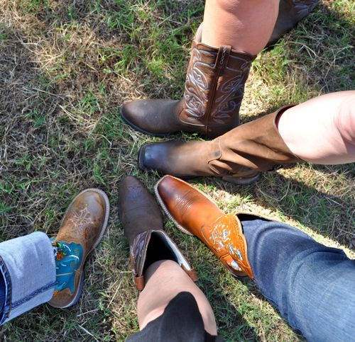 Bean2Blog Part IV, The People, The Boots - Amy James