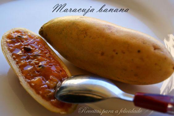 Limonada de Maracujá-Banana e Gengibre