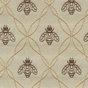 honey bee fabric   Home Gallery Furniture for Fabrics, 4865-075 Honeybee Linen (1 yd)