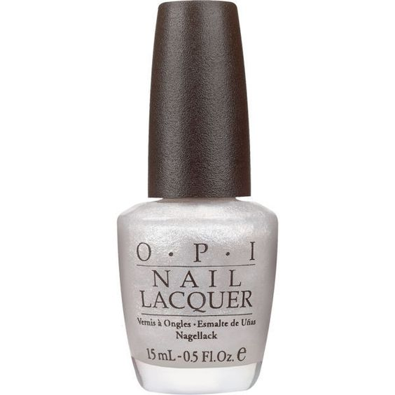 OPI Happy Anniversary - Nail Lacquer (15ml) (£9.56) ❤ liked on Polyvore featuring beauty products, nail care, nail polish, makeup, nails, beauty, opi nail lacquer, opi nail varnish, opi nail polish and thin nail polish