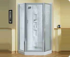 Stand alone shower