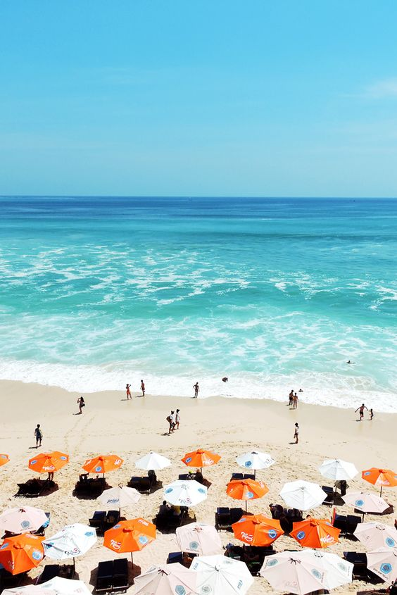 Playa Dreamland, Bali, Indonesia