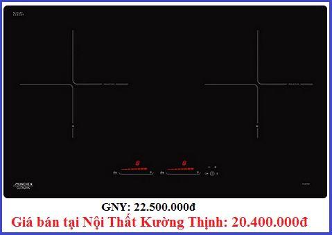 Giá bán của bếp từ Munchen GM 8999 hiện tại là bao nhiêu?