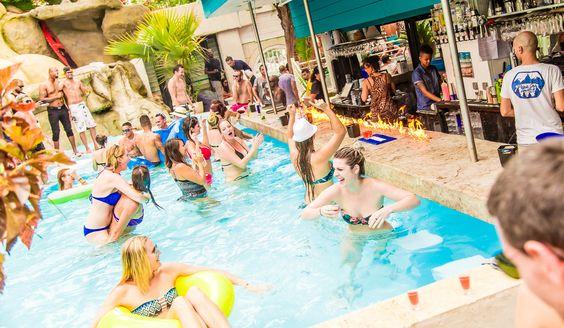 Non mais à l'eau quoi ! Le Beach Club : Festif et Hors Norme