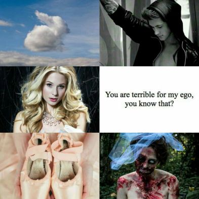 Alice in Zombieland by Gena Showalter aesthetic by A Writer Named Charley