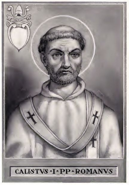 Pope Callistus I is celebrated in churches throughout the world as a saint and martyr on October 14. The saint caused a major controversy, including a schism that lasted almost two decades, by choosing to emphasize God's mercy in his ministry.