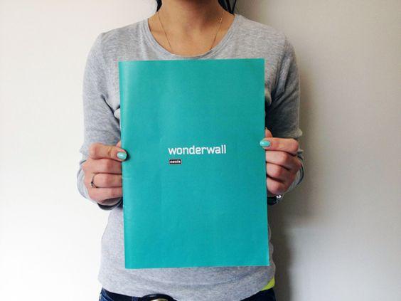 Book «OASIS - WONDERWALL»
