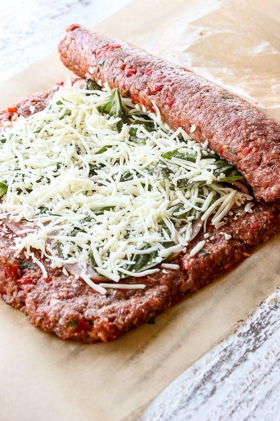 Sicilian Meatloaf