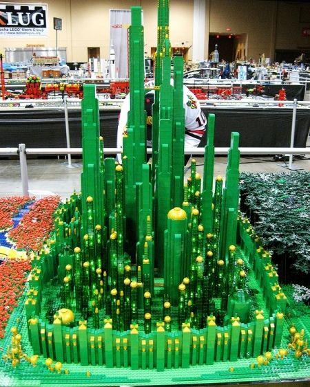 Emerald City Minecraft