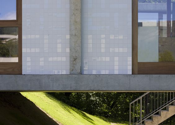 openhouse : above ground : architecture : house in sonvico : Architetti Pedrozzi e Diaz Saravia : switzerland