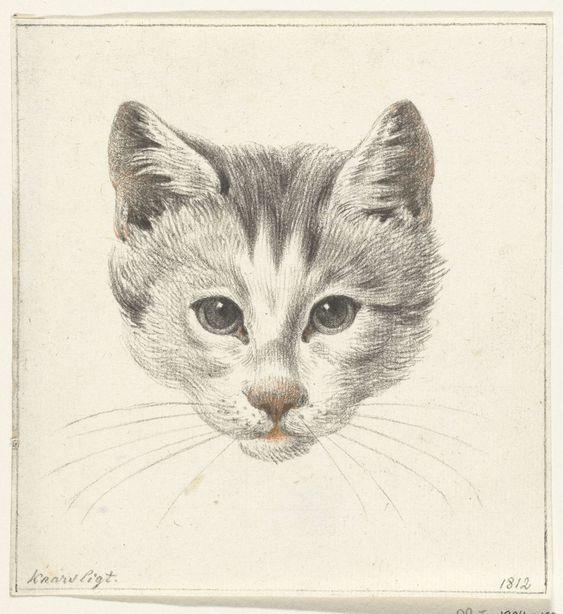 Jean Bernard (1765-1833) - Drawing,1812