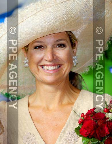 Foro Hispanico de Opiniones sobre la Realeza: La reina Máxima visita la organización Opkikker de ayuda a familias con niños enfermos crónicos