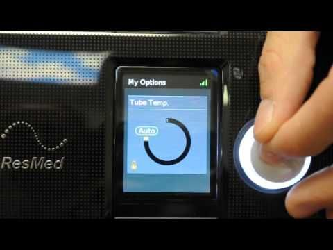 Resmed Airsense 10 Autoset Cpap Machine Overview Review