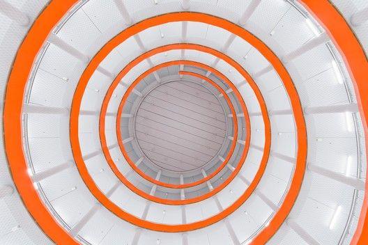 gallery of lammermarkt parking garage jhk architecten 5 in 2020 parking garage gallery garage pinterest