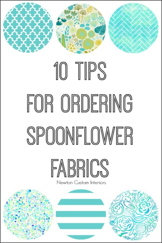 This post is for all you fabric lovers – have you heard about Spoonflower Fabrics? They are a company that will let you design your own fabric. Such a great idea for those times when you're looking for that certain fabric, but can't find it anywhere! They will also sell designers' fabrics – fabrics that […]