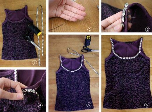 customização de roupas femininas - Pesquisa Google: