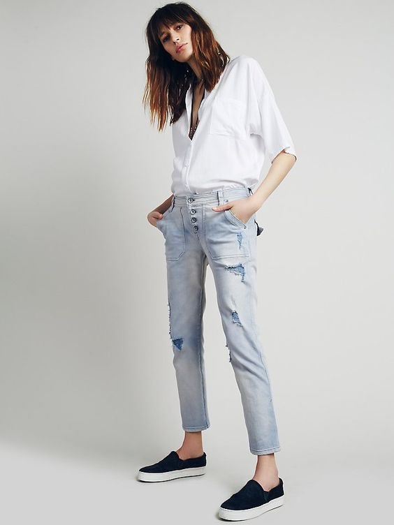 Free People Mountaineer Relaxed Jean, Php4380.02
