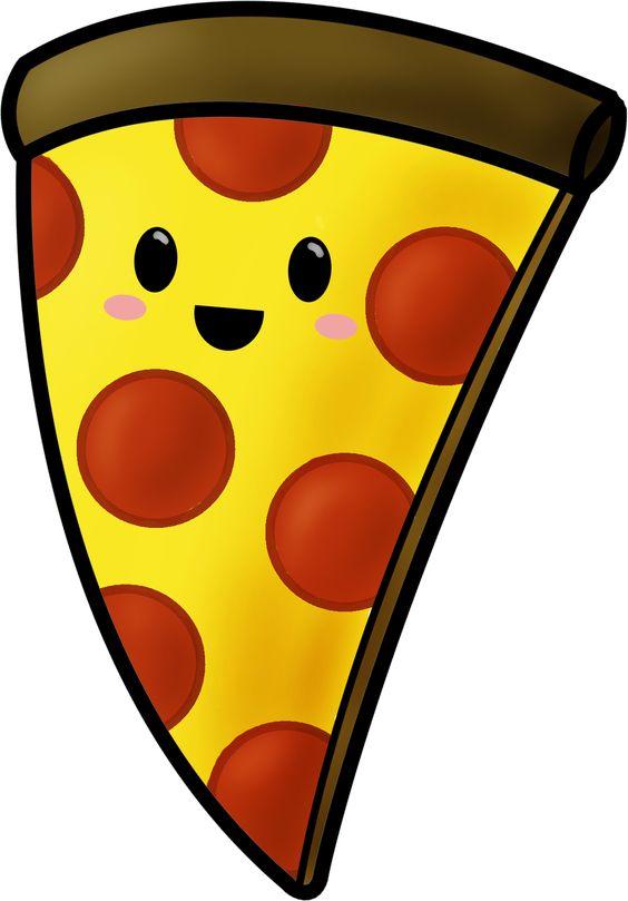 \u0026quot;Galería\u0026quot; Pizza kawaii
