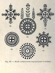 Croatian traditional tattoo http://www.ntmymagazine.com/croatian-traditional-catholic-tattoos/ https://www.facebook.com/pages/Traditional-Croatian-Tattoo/222413247770680?ref=stream                                                                                                                                                     More