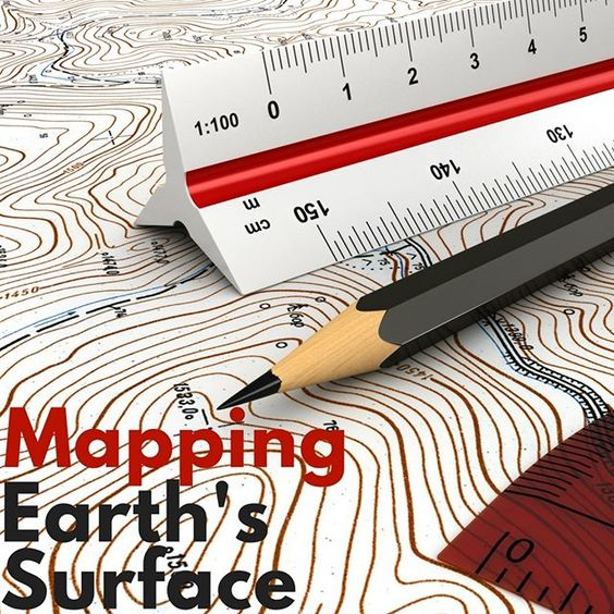 Image result for mapping and earth science