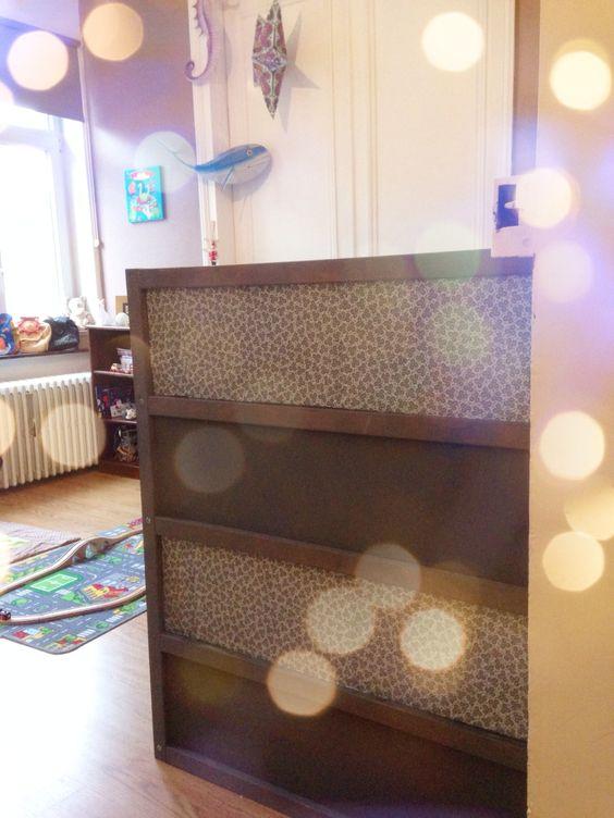 lit kura ikea revisit peinture decopatch lit louison pinterest ikea. Black Bedroom Furniture Sets. Home Design Ideas