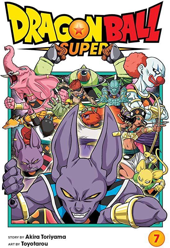 pdf free dragon ball super vol 7 7 by dragon ball super vol 7 7 ドラゴンボール コミックス 鳥山明