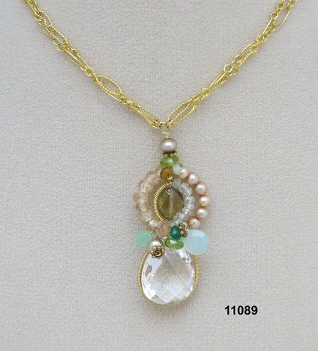 Anna Balkan/Necklace, $354.00